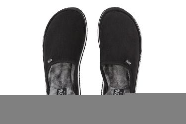 MEN SLIPPERS BLACK