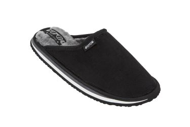 CHAUSSONS HOMME BLACK