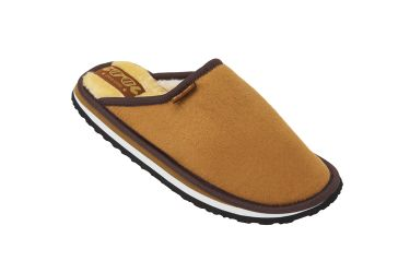 CHAUSSONS HOMME BROWN