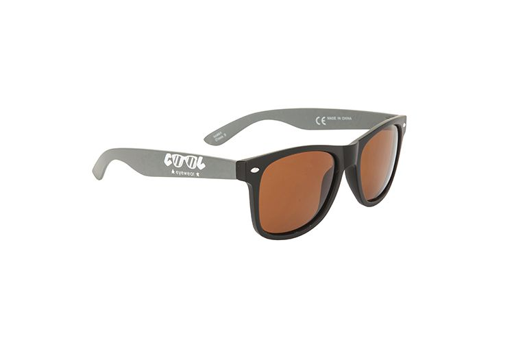 RINCON POLARIZED BLACK GRAY