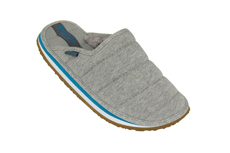 MEN SLIPPERS GRAY