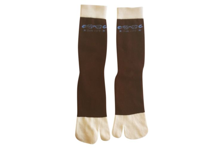 CHAUSSETTES SOCKS COOL BROWN