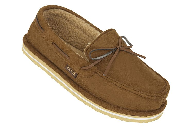 SLIPPERS JOKER BROWN