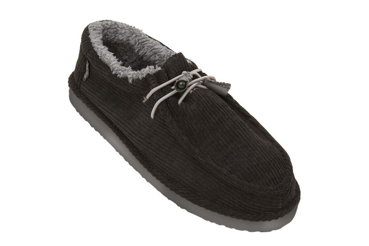 CHAUSSONS ON SHORE BLACK