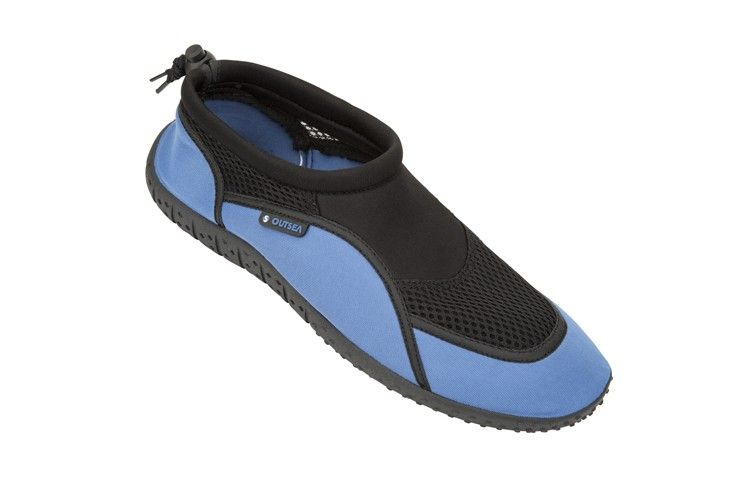 AQUA SHOES pas cher OUTSEA SKIN 2 BLACK 2