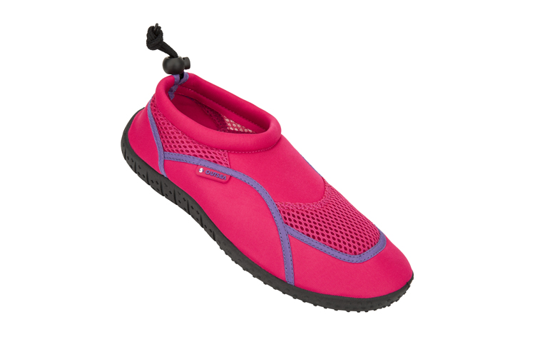 AQUA SHOES pas cher OUTSEA SKIN 2 FUCHSIA